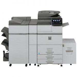 used sharp office copier